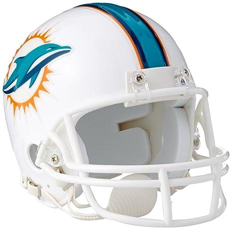 3bc3c61c NFL Miami Dolphins VSR4 Mini Helmet