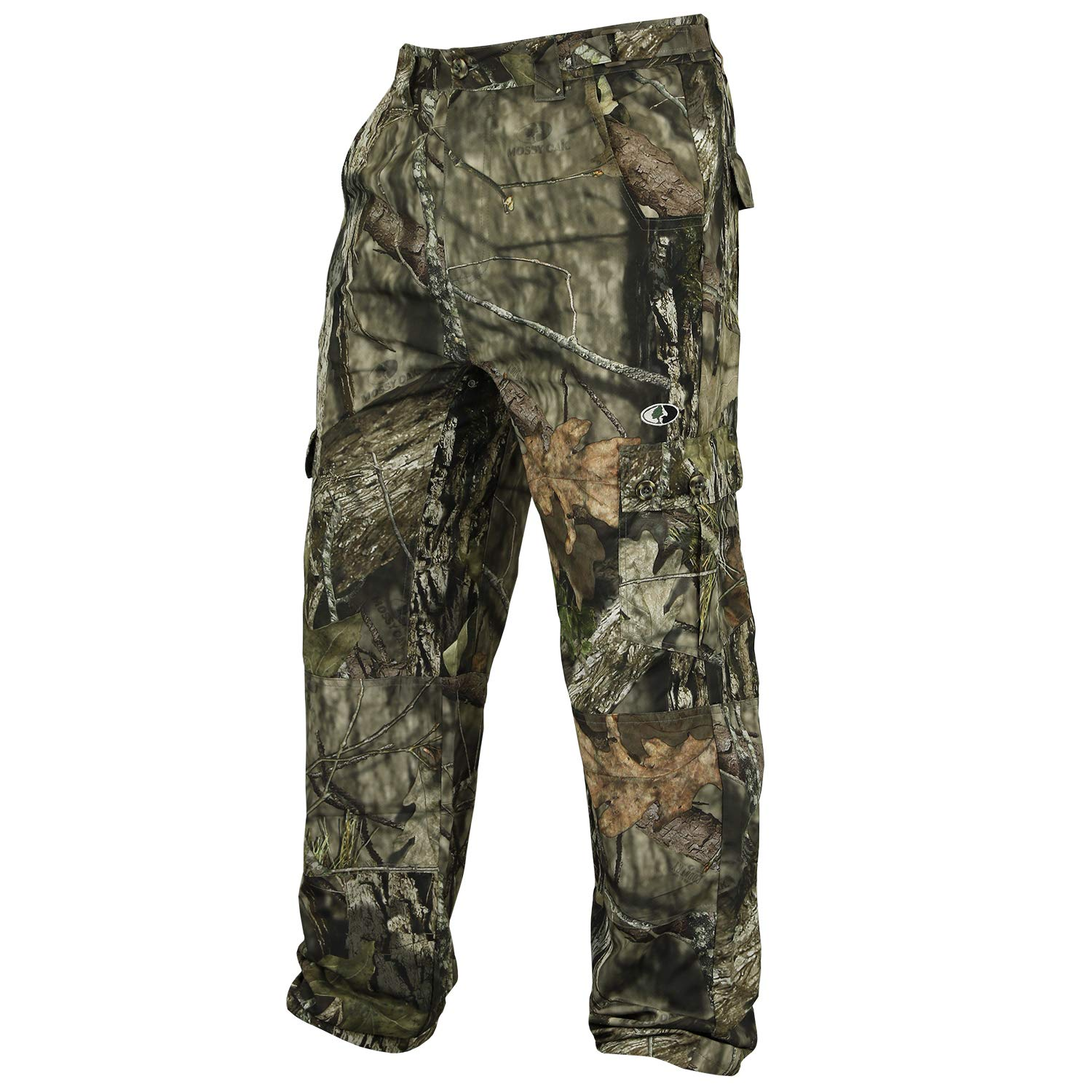 Mossy Oak Tibbee Camo Lightweight Hunting Pants for Men Camouflage Clothing by Mossy Oak