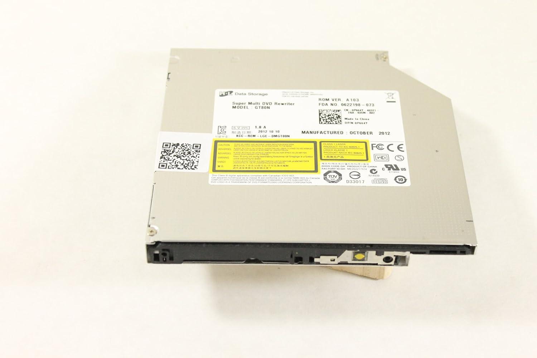 Dell DVD-RW Drive P664Y GT80N Inspiron 7520 5520