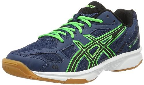 Asics Gel Flare 5 Gs, Chaussures de Trail Mixte Enfant, Bleu