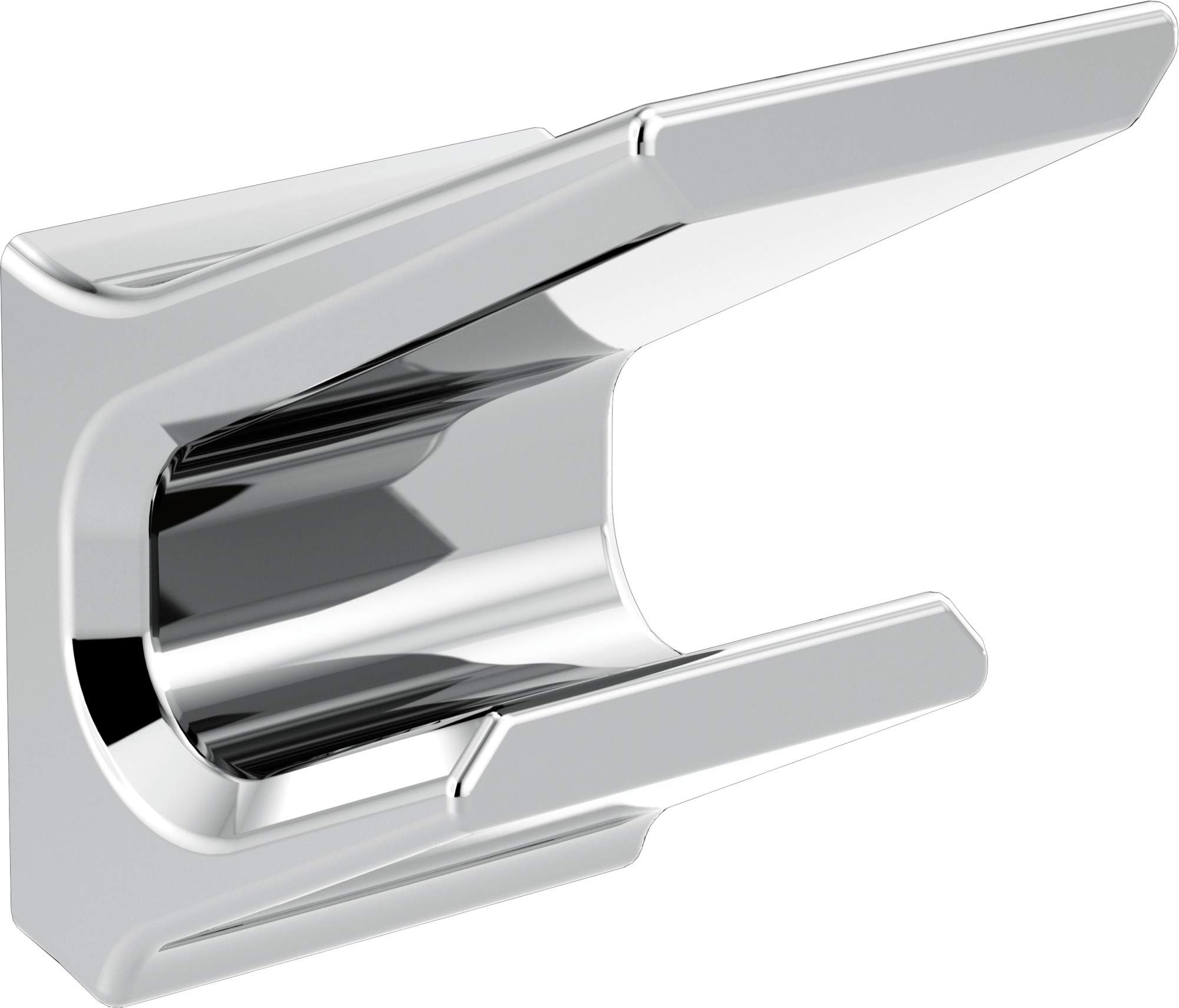 Delta 79936 Pivotal Double Robe Hook, Chrome by Delta (Image #1)