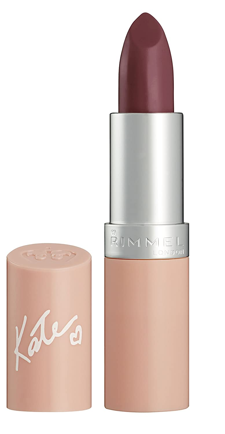 Rimmel London Lasting Finish Lipstick by Kate Nude Collection, 43 Tan Nude, 4 g Coty 34779146043
