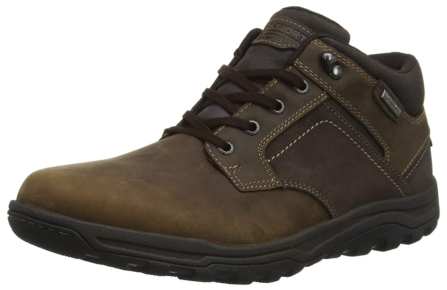04ae3866738ff Rockport Men's Harlee Chukka Boots: Amazon.co.uk: Shoes & Bags