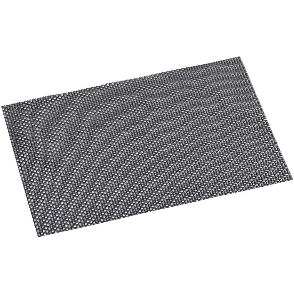Silver Kesper 77671 Placemat of Fine Plastic-Medium