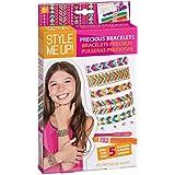 Style Me Up 00554 - Precious Bastelset für Freundschaftsbänder