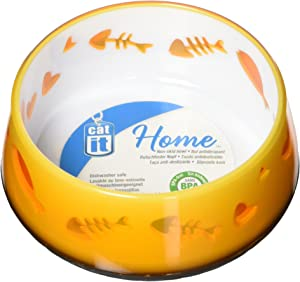 Dogit Dog Bowl for Food and Water, BPA-Free Non-Skid Bottom