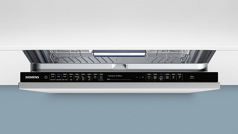 Siemens SN678D02TE Totalmente integrado 14cubiertos A+++ ...