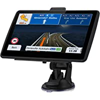 $59 » GPS Navigation for Car - 7inch Touch Screen 8GB Real Voice Spoken Turn-by-Turn Direction…