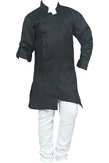 5a63e7794 Ahhaaaa Kids Ethnic Wear Indo Western Kurta and Pyjama Set for Boys