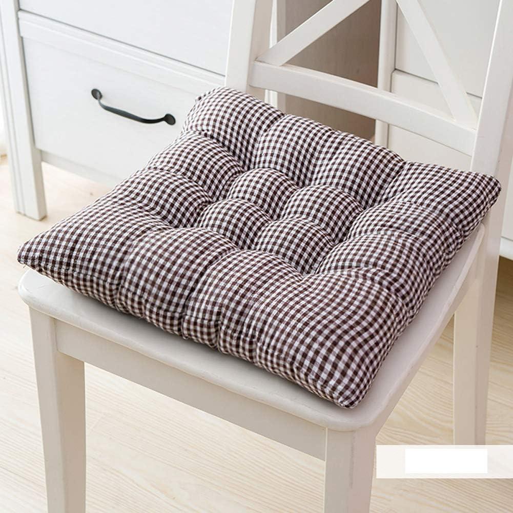 Amazon.com: UIMNJHUKE LudyStore Square Chair Pads Dining Seat