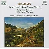 Werke für Klavier zu vier Händen Vol. 2