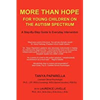 More Than Hope: For Young Children on the Autism Spectrum