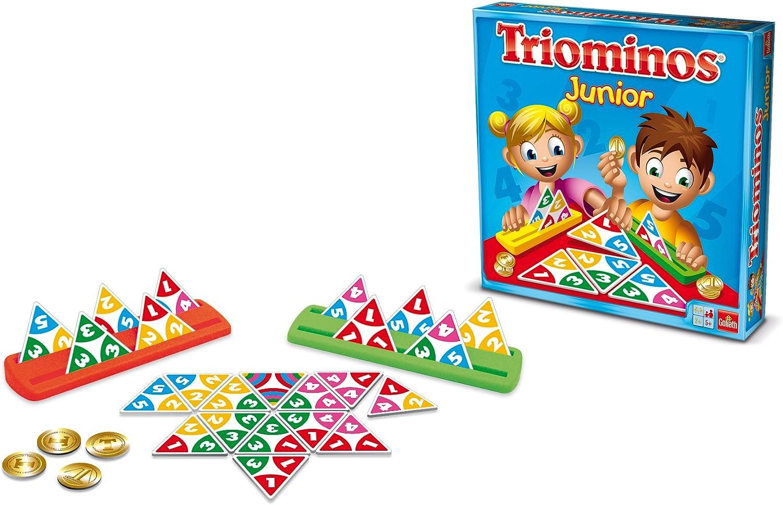 Goliath-60627 Triominos Junior (60627.012): Amazon.es: Juguetes y juegos