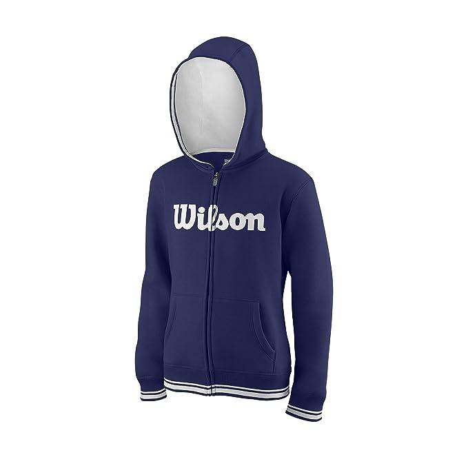 cac9d5d845 WILSON Y Team, Felpa Unisex Bambini: Amazon.it: Abbigliamento