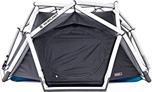 HEIMPLANET Original   The Cave Dome Tent   Inflatable Pop Up Tent - Set Up in Seconds   Waterproof Outdoor Camping - 5000Mm Water Column