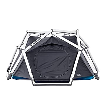 purchase cheap 7a9eb 3e2f2 Heimplanet Original | The CAVE 2-3 Person Dome Tent | Inflatable Pop Up  Tent - Set up in Seconds | Waterproof Outdoor Camping - 5000mm Water Column