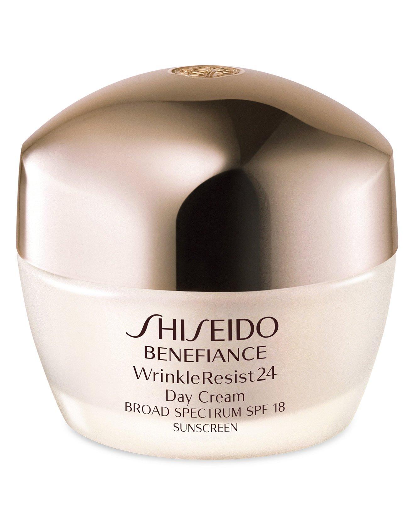 Shiseido Day Care 1.8 Oz Benefiance Wrinkleresist24 Day Cream Spf 15 For Women