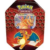 Pokémon POK80481-6 TCG Verborgen Fates Tin Kaartspel (Een Willekeurig Selectie), vanaf 6 Jaar, Meerkleurig