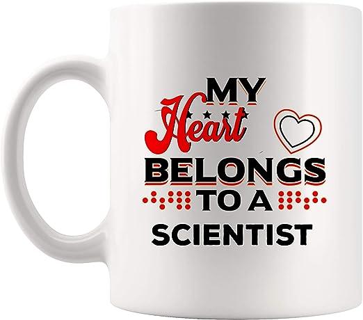 Women belong in the Lab 11 oz cup coffee mug  US Seller