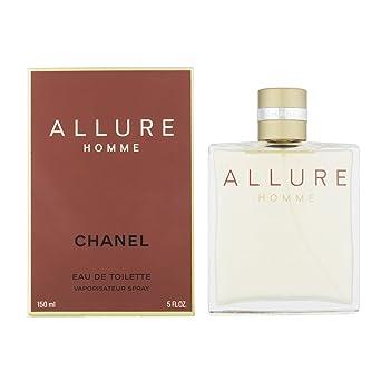 a2c8cb4bf Chanel, Eau de Toilette Spray Allure Homme, 150 ml: Amazon.it: ThinkInBeauty