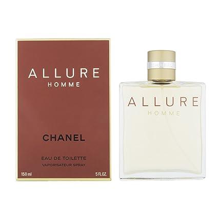 Chanel Allure Homme Eau De Toilette Spray Amazoncouk Beauty