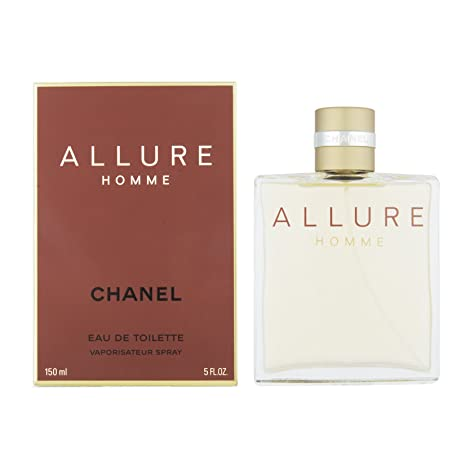 Buy Chanel Allure Pour Homme For Men 150 ml Online at Low Prices in India -  Amazon.in 7f854a31248