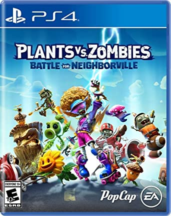 Plants Vs. Zombies: Battle for Neighborville for PlayStation 4 USA ...