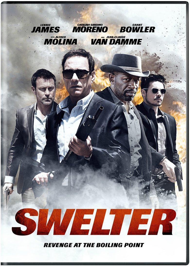 Swelter [USA] [DVD]: Amazon.es: Jim Aleck, John Byner, Catalina Sandino Moreno, Jean-Claude Van Damme, Diane Ford, Grant Bowler, Janeane Garofalo, ...
