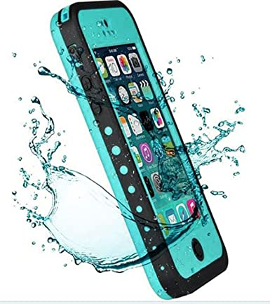Amazon.com: Carcasa impermeable para iPhone 5C Apple, de 3C ...