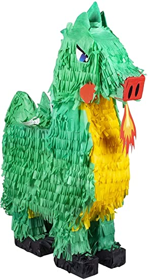 Carpeta Pinata * Fuego Dragón * piñata se Llena con Dulces o ...