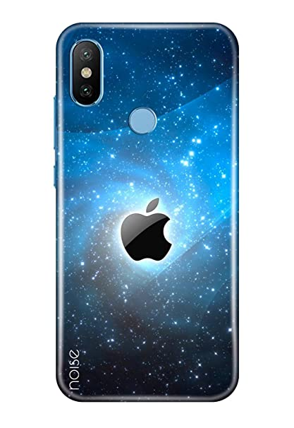 6536eb9a75f Noise Designer Printed Back Case for Mi A2  Amazon.in  Electronics