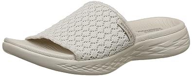 9f54077445e6 Skechers Women s On-The-go 600-Stellar Open Toe Sandals  Amazon.co ...