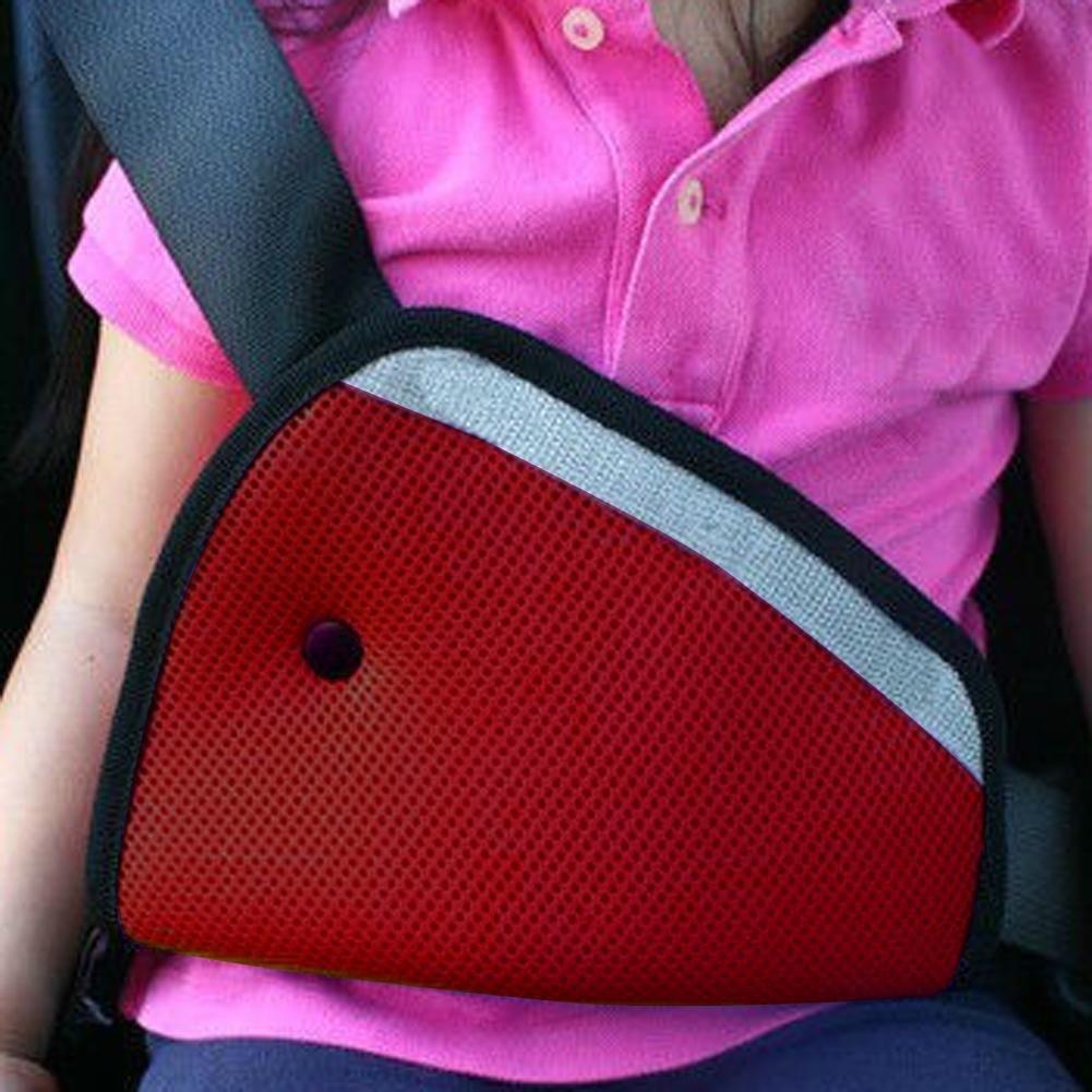 Everpert coffre-fort de voiture Fit Ajusteur de ceinture de sécurité de voiture Ceinture de sécurité périphérique de Régler pour enfants