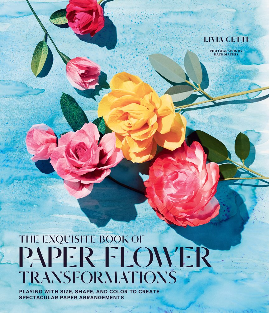 Exquisite Book Paper Flower Transformations product image