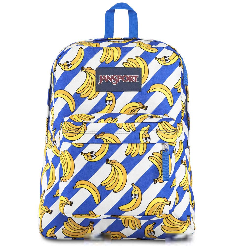 JanSport Unisex SuperBreak¿ Bananarama One Size