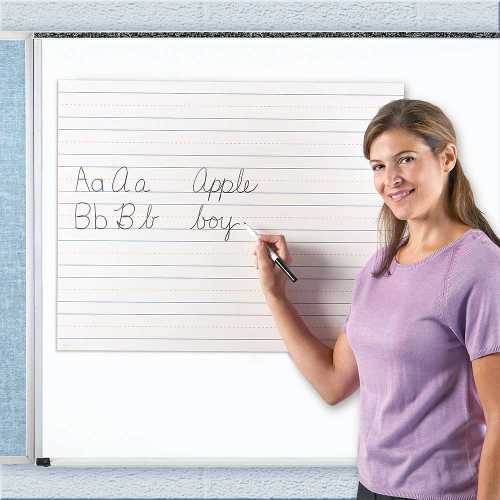 Learning Resources Magnetic Handwriting Paper