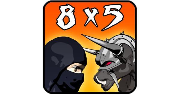Times Ninja Adventure - Learn Multiplication: Amazon.es ...
