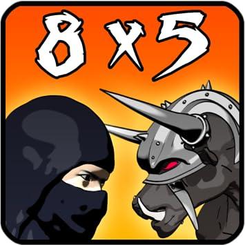 Amazon.com: Times Ninja Adventure - Learn Multiplication ...
