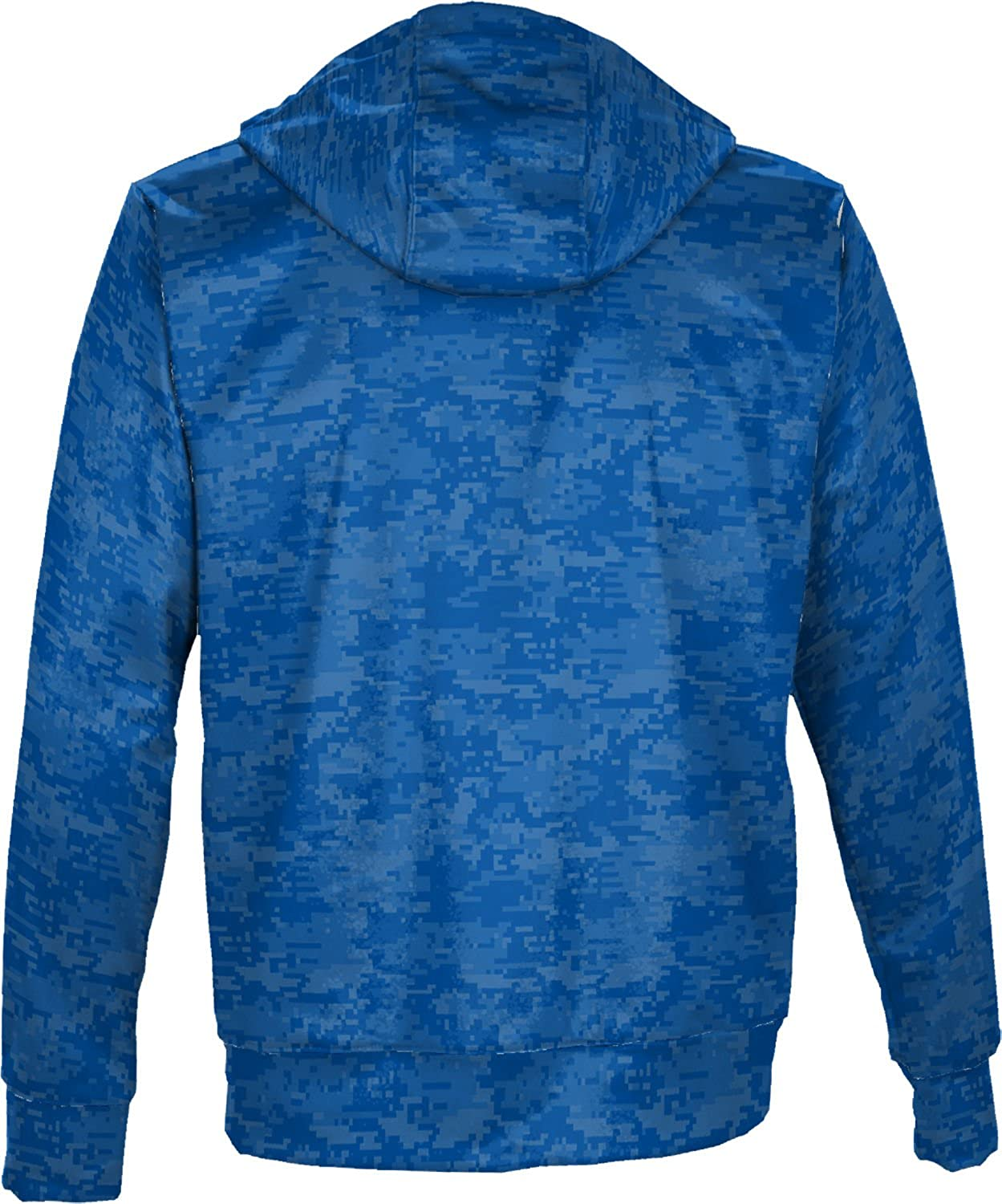 Digi Camo ProSphere Embry-Riddle Aeronautical University Worldwide Boys Full Zip Hoodie