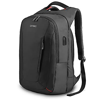 f9f9826afd06 on sale DTBG Laptop Backpack for 15.6 Inch business backapck For Men ...