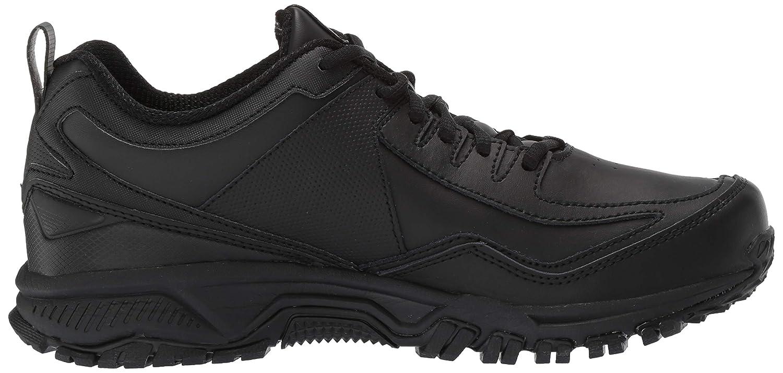 Amazon.com | Reebok Mens Ridgerider Leather 4E Sneaker | Fashion Sneakers