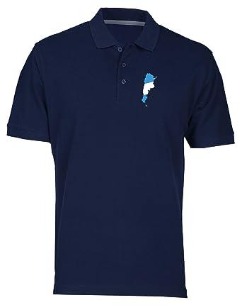 Speed Shirt Polo por Hombre Azul Navy WC0013 Argentina: Amazon.es ...