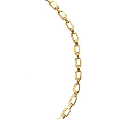 Koch A14911 1/0 by 10-Feet Plumbers Chain, Brass: Home Improvement