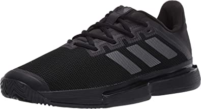 adidas Mens Solematch Bounce Tennis Shoe