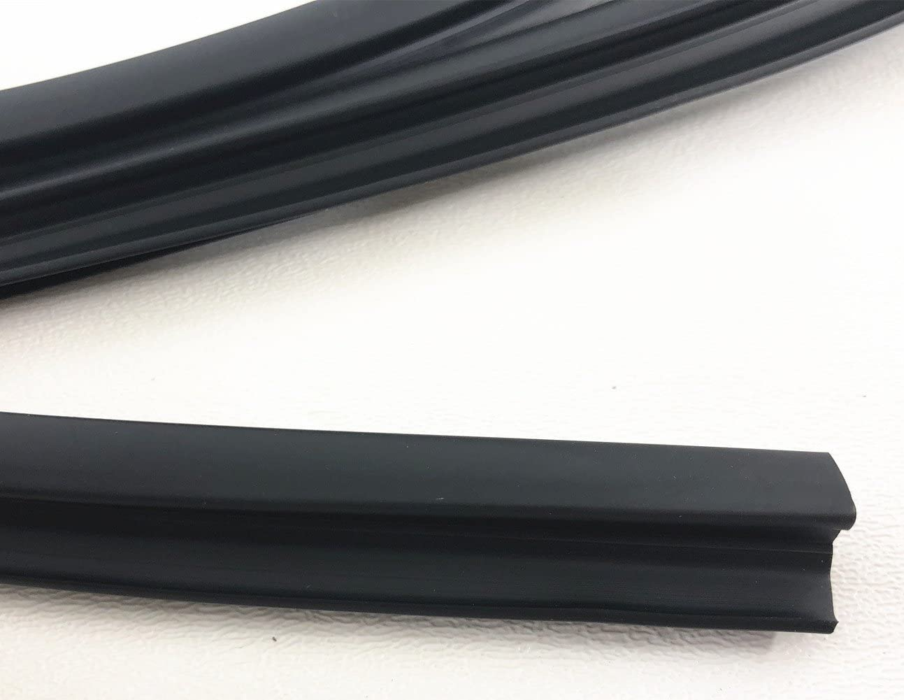 NAGD Compatible with 2004-2010 Toyota Sienna Mini Van Front Windshield Rubber Molding