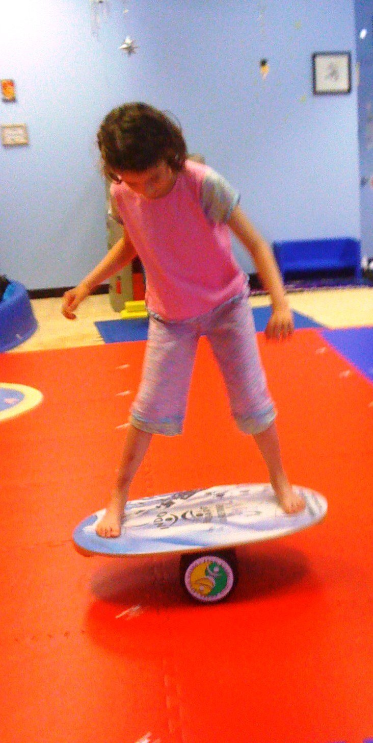 Indo Board Balance Board Mini Original Balance Board for Children age 4-7