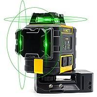 3D Nivel Láser Verde, KAIWEETS® 3X360° Nivel Láser