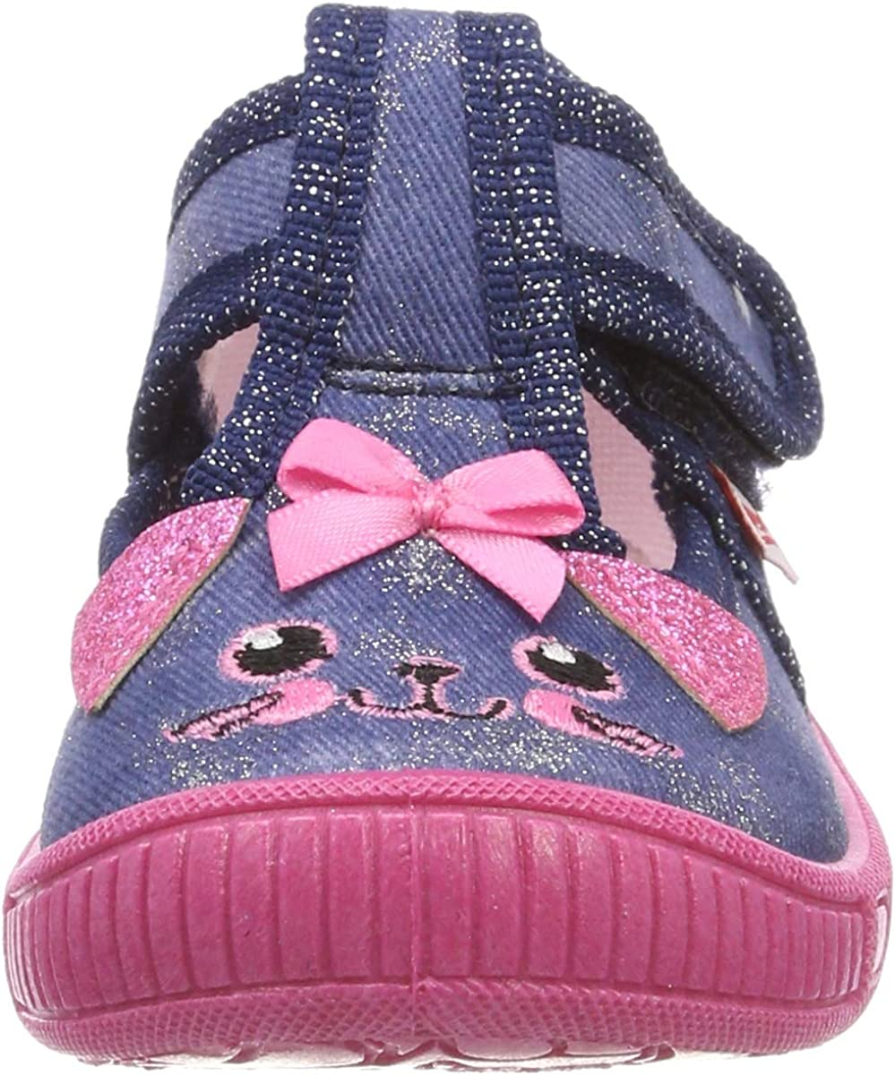 superfit Bully Chaussons Bas Fille