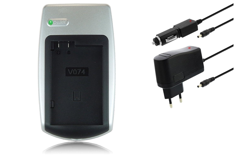 Cargador EN-EL15 para Nikon 1 V1, D600, D800, D800E, D7000: Amazon ...
