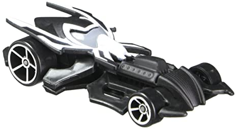 Hot Wheels, Marvel Character Car, Spider-Man Black Costume #22, 1